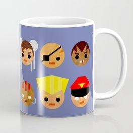 Street Fighter 2 Mini Coffee Mug