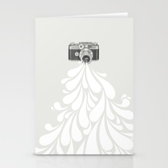 Worth a thousand words Stationery Cards