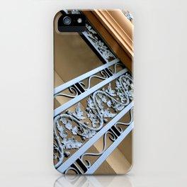 Metal Design iPhone Case