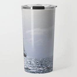 Sailing Aruba Photography Travel Mug