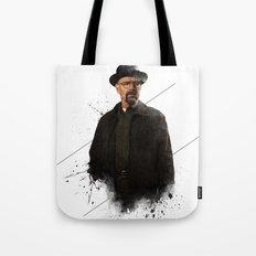 Mr. White Tote Bag