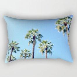 Palms Up Rectangular Pillow