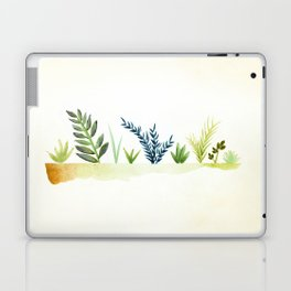 Succulent Garden III Laptop & iPad Skin