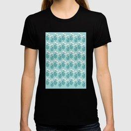 Flower Pattern T-shirt