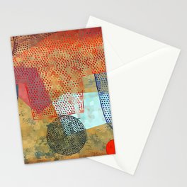 Paul Klee Sunset Stationery Cards
