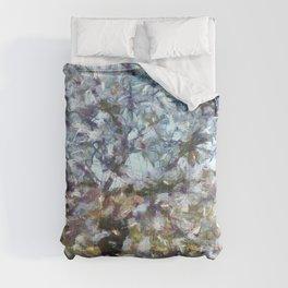 Spring Almond Blossom Comforters