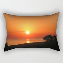 Dawn in the South sixth Rectangular Pillow