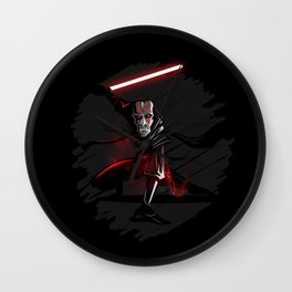 Sith Lord Wall Clock