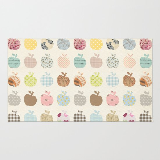 apples galore Rug