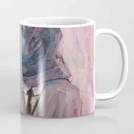Lovers from Magrite Coffee Mug