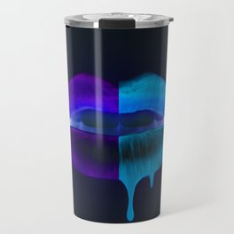 Blacklight Pucker Travel Mug