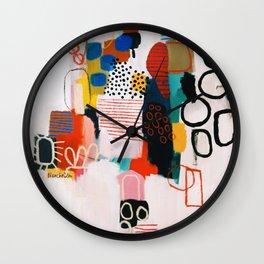 Body Wall Clock
