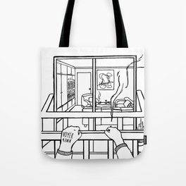 4EVER A VOYEUR Tote Bag