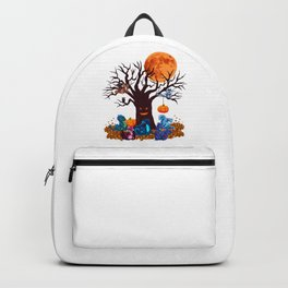 HALLOWEEN DRAGON PARTY (PAINTING) Backpack
