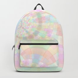 GS Geometric Abstrac 09BC S6 Backpack