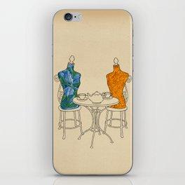 High Tea iPhone Skin