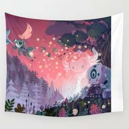 A Fleeting Respite Wall Tapestry