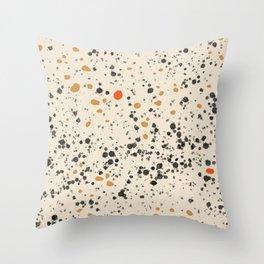 Terrazzo 01 Throw Pillow