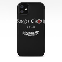 Tokyo Ghoul Japanese iPhone Case