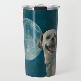The little dog laughed Travel Mug