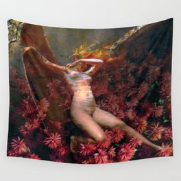 Storm Tossed Wall Tapestry