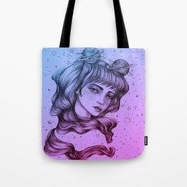 Space Princess II Tote Bag