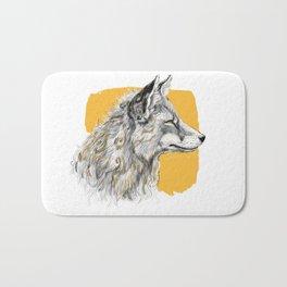 Golden fox Bath Mat
