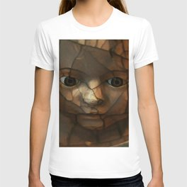 Old Doll Face T-shirt