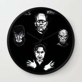 """Classics"" Darrell Merrill  Wall Clock"