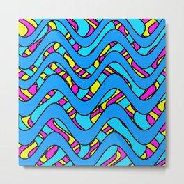 Anenome - Coral Reef Series 014 Metal Print