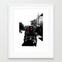 turkey Framed Art Prints featuring Turkey by Jokannan