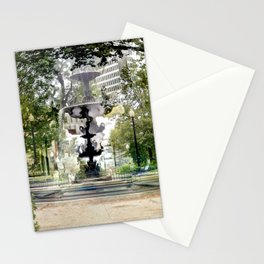 """00:10:18, """"Acquired Aberration"""" series Stationery Cards"""
