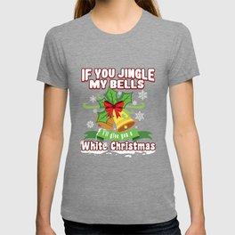 Christmas Festival Santa Gift for Winter Holidays Dark Light T-shirt