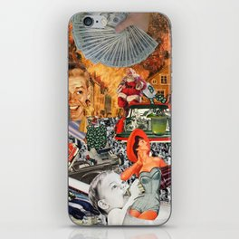 The Great American Road Trip iPhone Skin