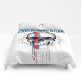 To The Core Collection: Faroe Islands Comforters