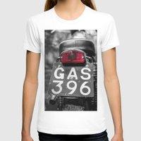custom T-shirts featuring Custom Motor by Johanna Arias
