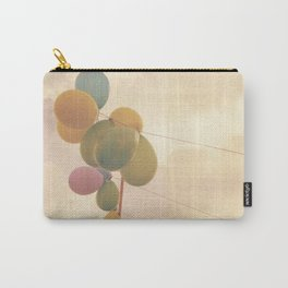 The Vintage Balloons Carry-All Pouch