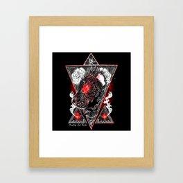 Everything Shall Burn Framed Art Print