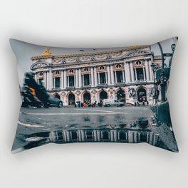 Palais Garnier Rectangular Pillow