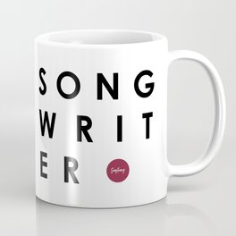 Songwriter Coffee Mug