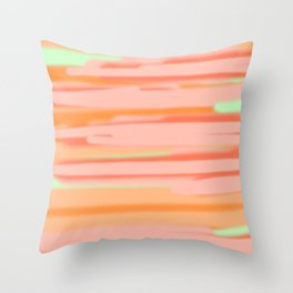 Spring is light no. 3 Throw Pillow