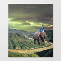 DAY TRIPPER Canvas Print