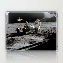 Apollo 15 - Moonwalk 1971 Laptop & iPad Skin