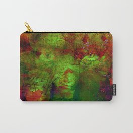 The clairvoyant of Harlem Carry-All Pouch