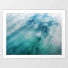 On the Water #decor #buyart #style #society6 Art Print