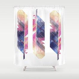 Featherlight Shower Curtain