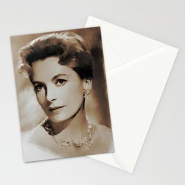 Hollywood Classics, Deborah Kerr, Actress Stationery Cards