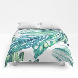 Rising Tropicana Comforters