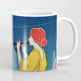 Concerts Ysaye 1896 Henri Meunier Coffee Mug