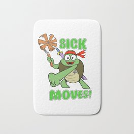 Sick Moves! Bath Mat